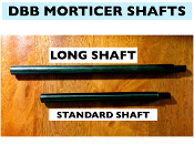 DBB MORTICER LONG SHAFT
